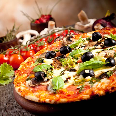 Background Music for Pizzerias - Jamendo Royalty Free Music Licensing